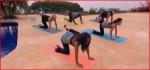 Najważniejsze to ćwiczyć regularnie i wkładać całe serce w trening.